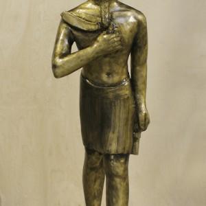 Brass Man Front