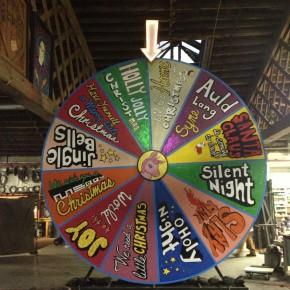 Sufjan Stevens Wheel