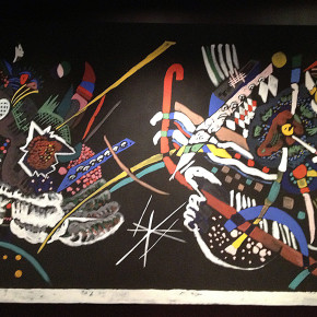 Neue Gallery Vasily Kandinsky Exhibit